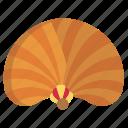 betal, leaf, cap