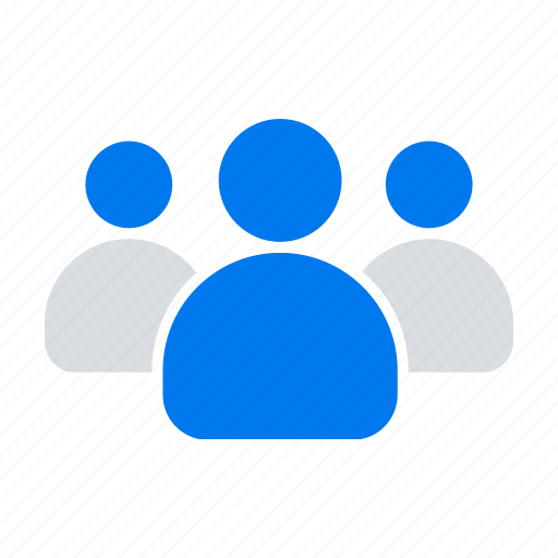 friends, group, team, users icon