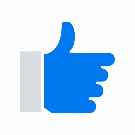 hand, like, love, vote icon