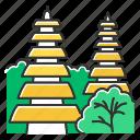 ancient, attraction, bali, indonesian, landmark, pura tanah lot, temple