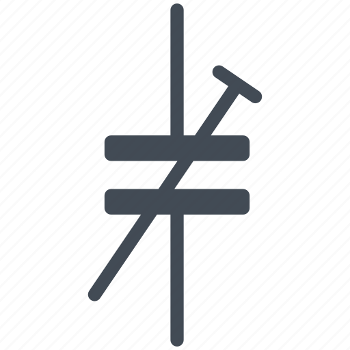 capacitor, circuit, diagram, electric, electronic, preset, trimmer capacitor icon