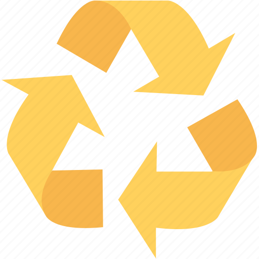 ecology, environment, recycle, recycling, reusable icon