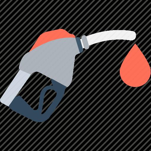 fuel handle, fuel nozzle, fuel pump, fuel station, gas filling icon