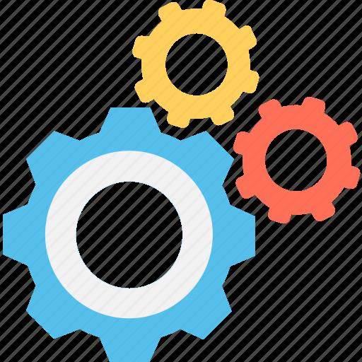 cogs, gearwheel, option, repair, setting icon