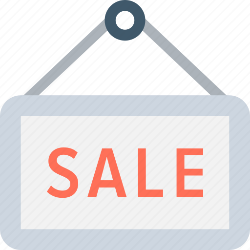 sale, sale offer, sale sign, signage, signboard icon