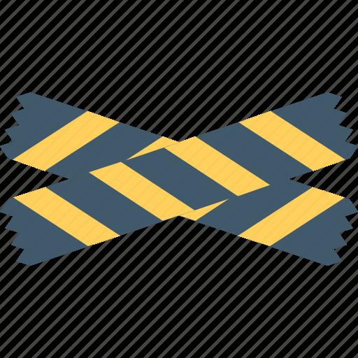 barrier, road barrier, street barrier, traffic barrier, under construction icon