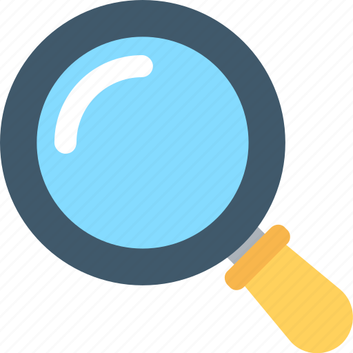 Loupe, magnifier, magnifying glass, search, search tool icon - Download on Iconfinder