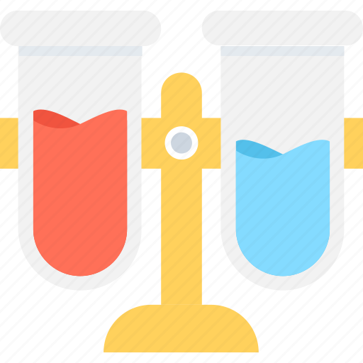 chemical, culture tubes, experiment, sample tubes, test tubes icon