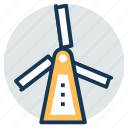 whirligig, wind energy, wind generator, wind turbine, windmill icon