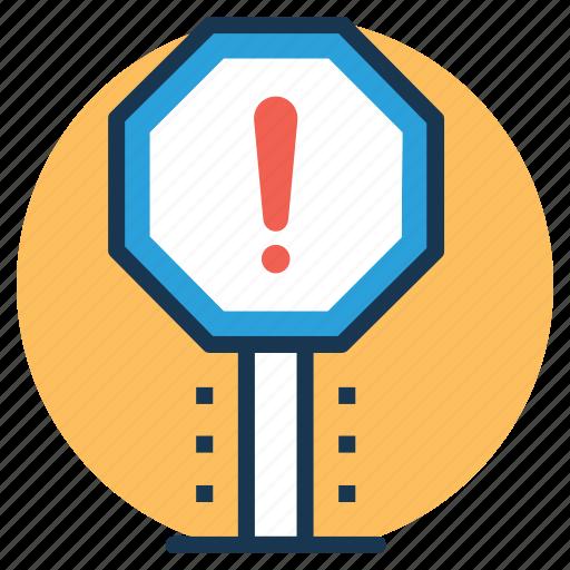 alert sign, attention sign, danger sign, exclamation mark, safety alert icon