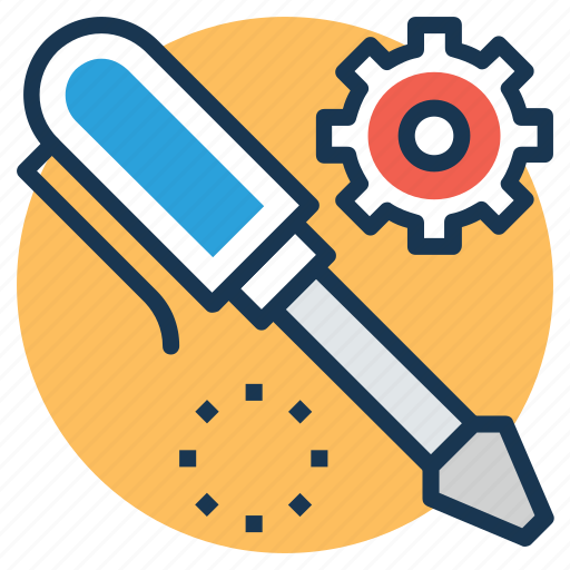 maintenance, mechanic, repair, screwdriver, technical support icon