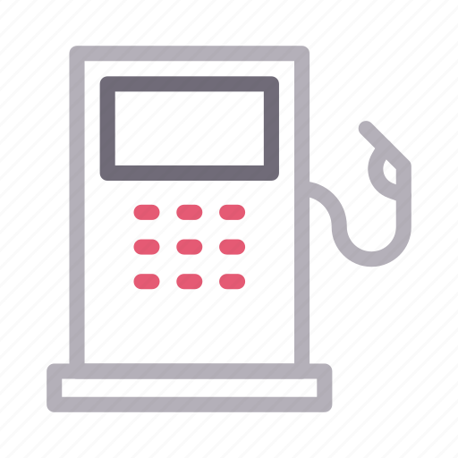 Fuel, oil, petrol, pump, station icon - Download on Iconfinder