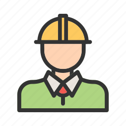 builder, construction, electrician, factory, industry, worker, workers icon