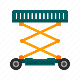 construction, crane, equipment, industry, lift, transportation, truck icon