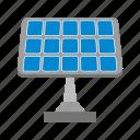 electric, energy, panel, power, solar, sun, technology