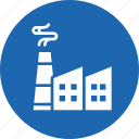 economy, factory, industry, manufacturer, plantproduction icon