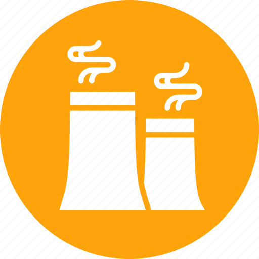 economy, factory, industry, manufacturer, production, refinery icon