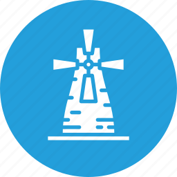ecology, energy, generator, windmill, windturbine icon