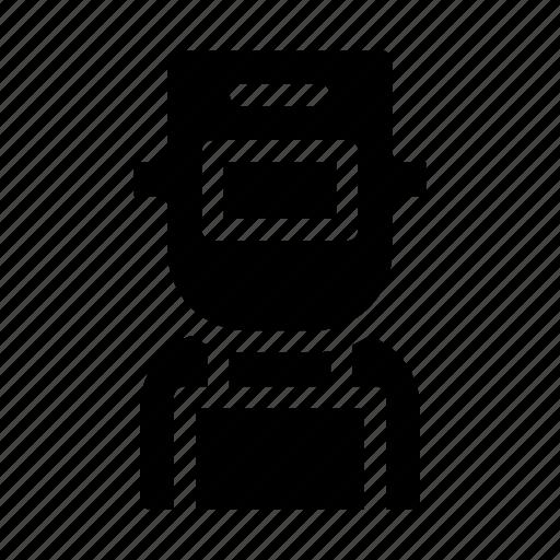 avatar, job, man, occupation, profession, welder, worker icon
