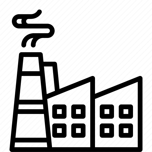 economy, factory, industry, manufacturer, plantproduction icon