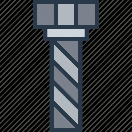 construction, equipment, nut, tool icon