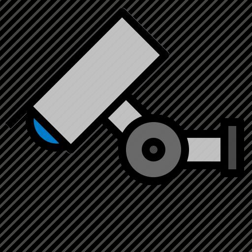 camera, cctv, monitor, technology icon