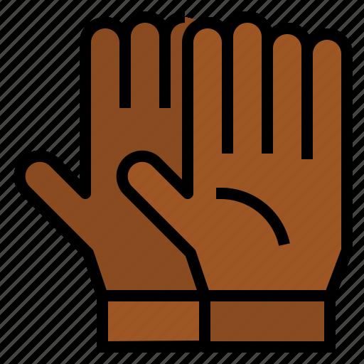 gloves, hand, work, workinggloves icon