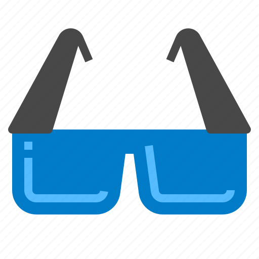 chemistry, experiment, glass, glasses, goggle icon