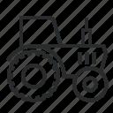 agriculture, farming, tractor, farm