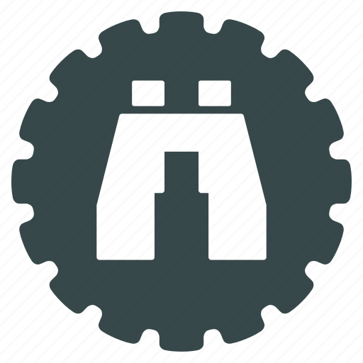 configuration, gear, preferences, settings, software, support, tools icon