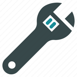 industry, repair, service, setup, spanner, tool, work icon