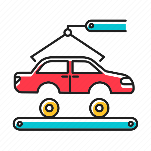 Auto, automobile, automotive, car, industry, transport ...
