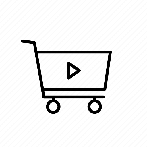 buy, cart, go, play, purchase, shop, shopping icon
