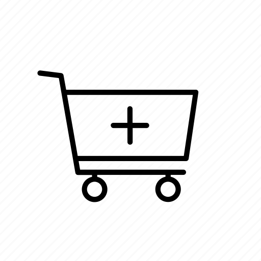 add, buy, cart, new, plus, shop, shopping icon