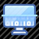computer, data, scan, analyze