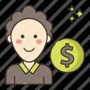 cost, lead, marketing, per icon
