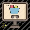 marketing, online, shopping