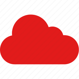 business, cloud, data, weahter icon