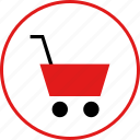 business, shop, shopping icon