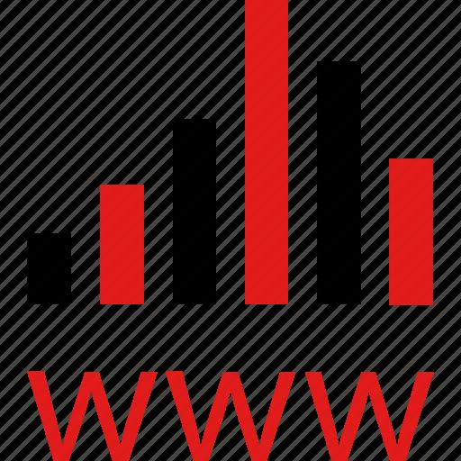 business, website, www icon