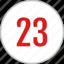 dashboard, twenty, ui, number, three, clean
