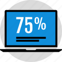 data, five, infographic, information, percent, seo, seventy icon