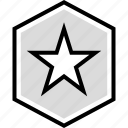 data, favorite, infographic, information, seo, star icon