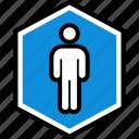 boss, data, infographic, information, profile, seo, user icon