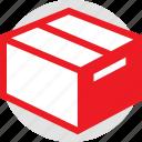 box, holiday, savings, season, ship, shopping icon