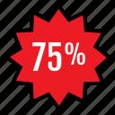 data, five, infographic, percent, seo, seventy, web icon