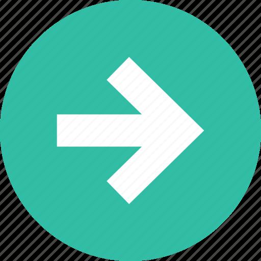 analytics, arrow, data, information, online icon
