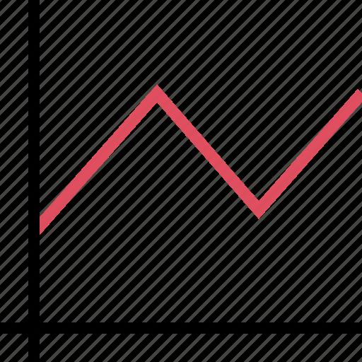 graph, graphic, info, online, report icon