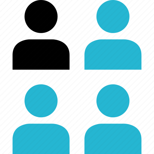 four, graphic, in, info, one icon