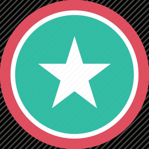 favorite, graphic, info, star icon